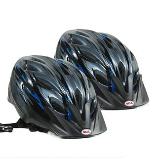 Bell Sports Youth Bike Helmet in Blue (2 Pack)