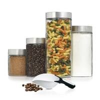 Anchor Hocking 4-piece Canister Set