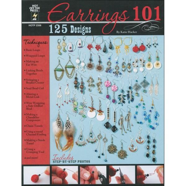 Hot Off The Press-Earrings 101
