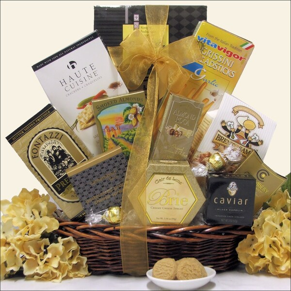 Relax and Recover: Get Well Gift Basket