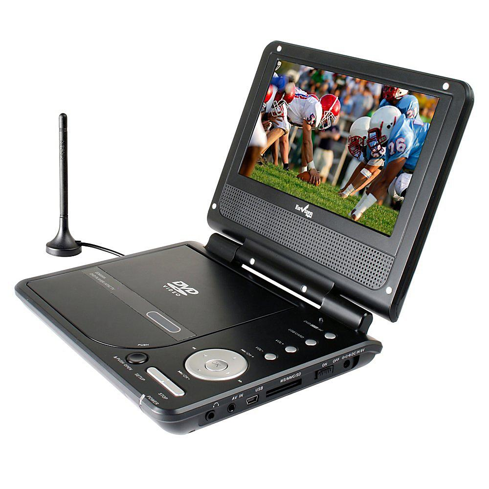Shop Envizen Digital Duo Box Pro Handheld Digital Tv Dvd Player