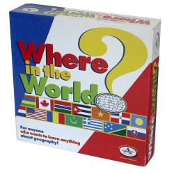 Where in the World? Board Game - Thumbnail 0