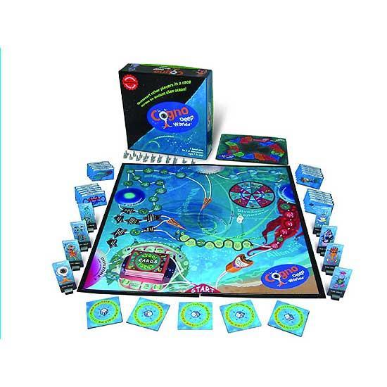 Cogno Deep Worlds Game, Blue ocean