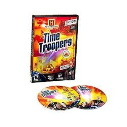 The History Channel Time Troopers DVD Game - Thumbnail 0
