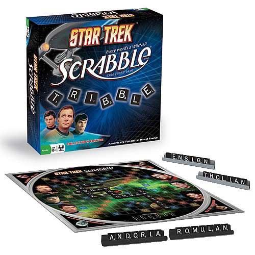 Star Trek Scrabble