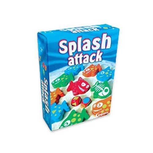 Splash Attack Game
