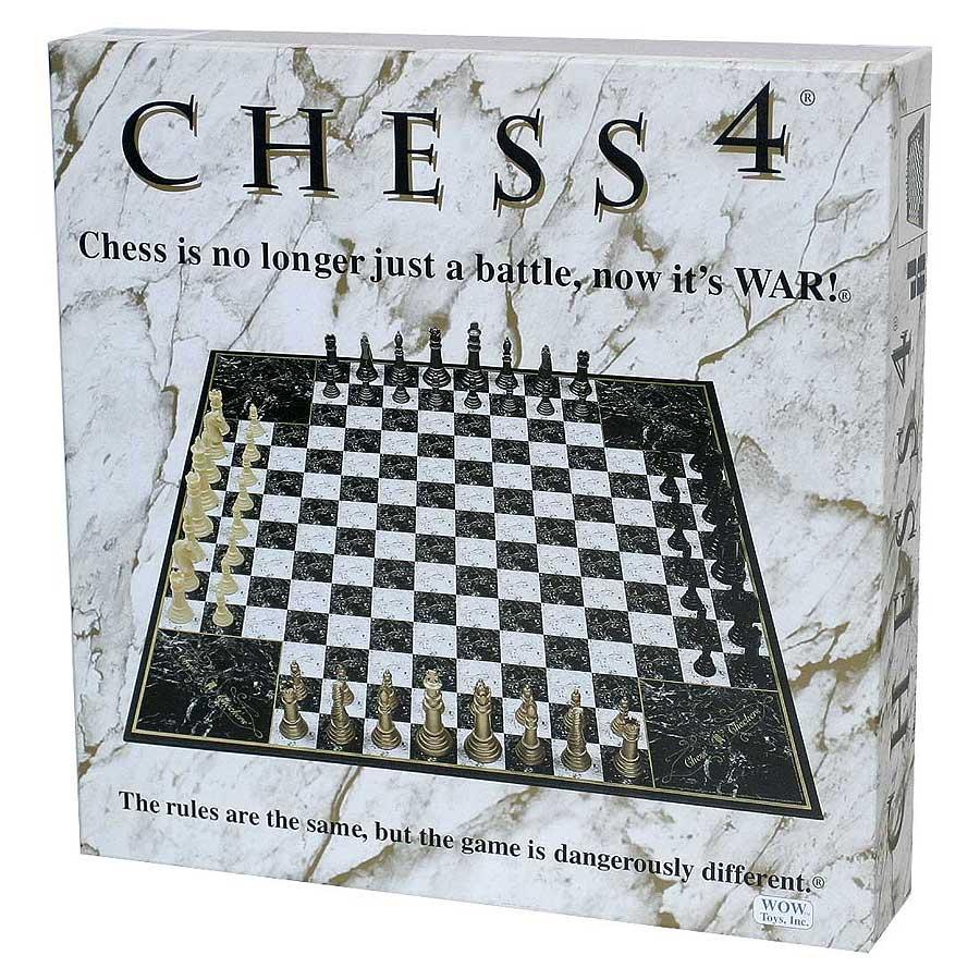 John N. Hansen Co. Chess 4 Game