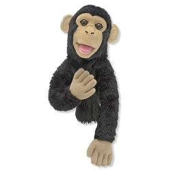 Melissa & Doug Bananas the Chimp Puppet - Thumbnail 0