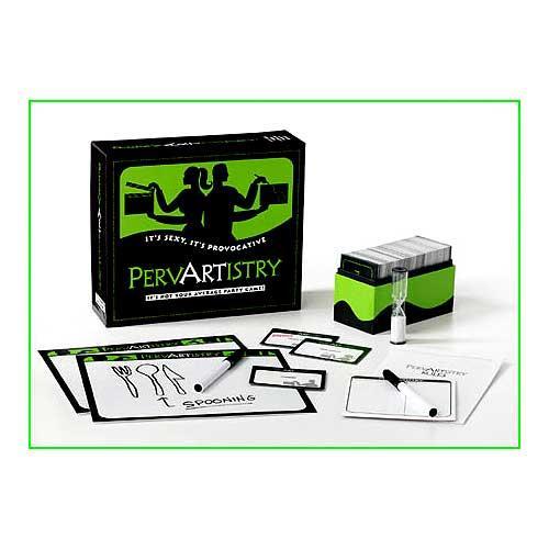 PervArtistry Game