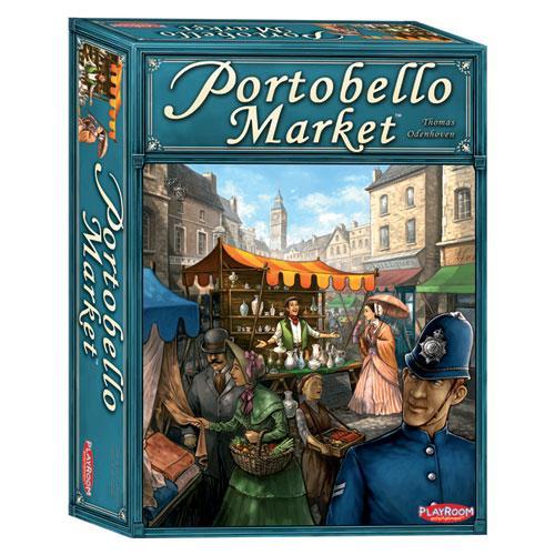 Portobello Market Board Game