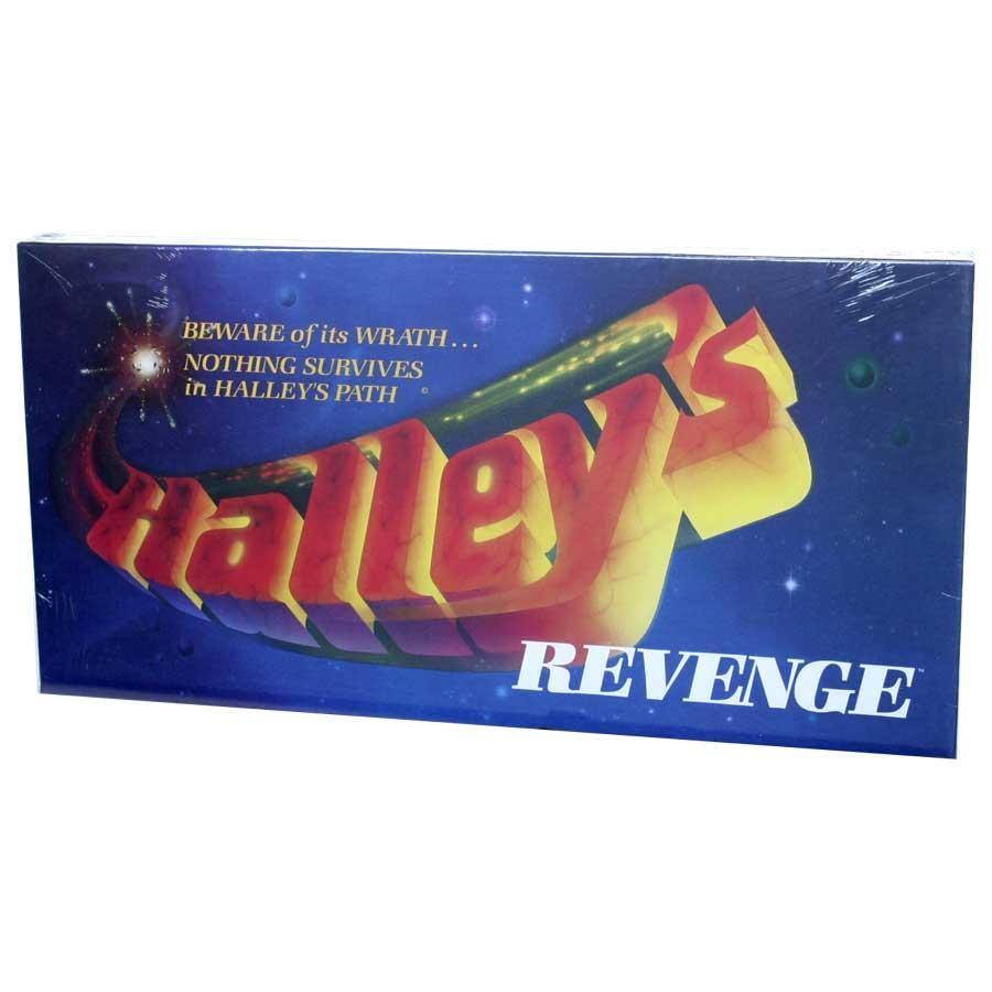 Rainbow Games Halley's Revenge Game