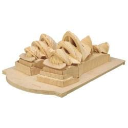 Sydney Opera House Wooden Puzzle