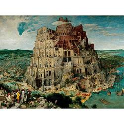 Ravensburger 5000-piece Tower of Babel Jigsaw Puzzle - Thumbnail 0