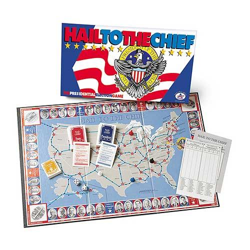 Hail to the Chief Board Game