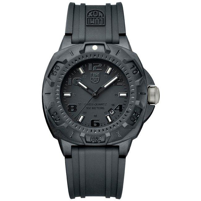 Luminox Men's 'Sentry' Blackout Watch