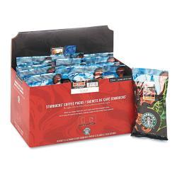 Starbucks Cafe Verona 2.5-oz. Ground Coffee Packets (Case of 18)