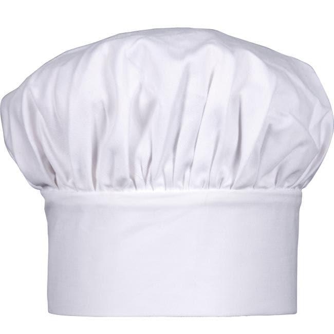 Gourmet Classics Kids White Adjustable Chef Hat