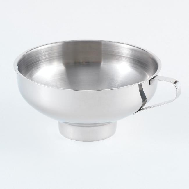 18/8 Stainless Steel Canning Funnel