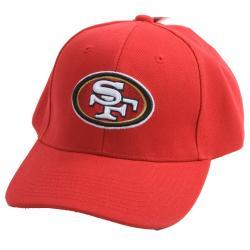 San Francisco 49ers NFL Hook and Loop Hat - Thumbnail 1