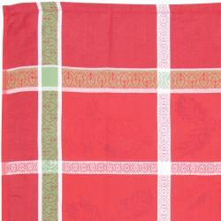 Jacquard Red Noel Tea Towels (Set of 2) - Thumbnail 1
