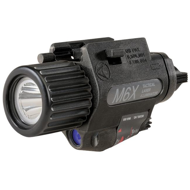 Insight M6X LED Tactical Illuminator Weapon-mounted Pistol Light/ Laser