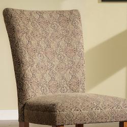 Carlisle Cherry Pine Dining Chairs (Set - Thumbnail 1