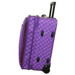 American Flyer Signature 4-piece Luggage Set - Thumbnail 1