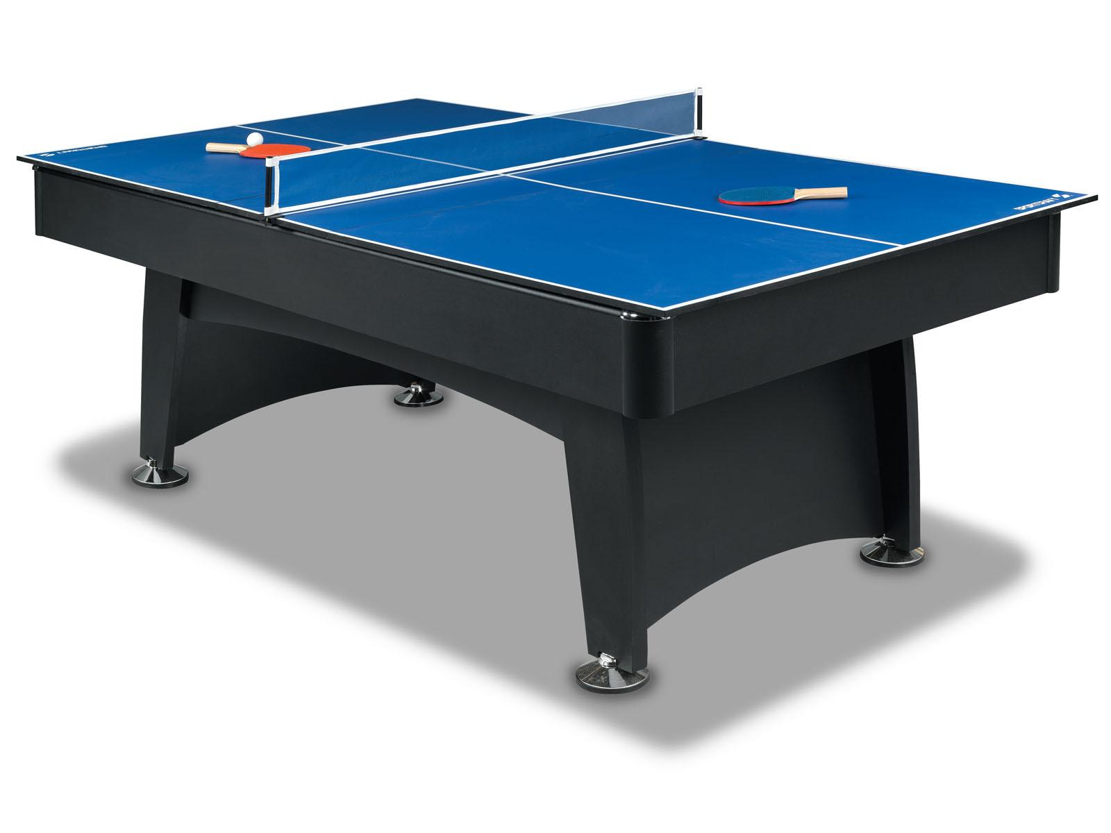 Shop Fullerton Billiard Table With Table Tennis Top Free - Sportcraft 7ft pool table review