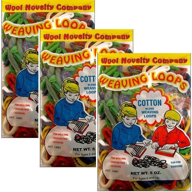 Cotton Weaving Loops Refill