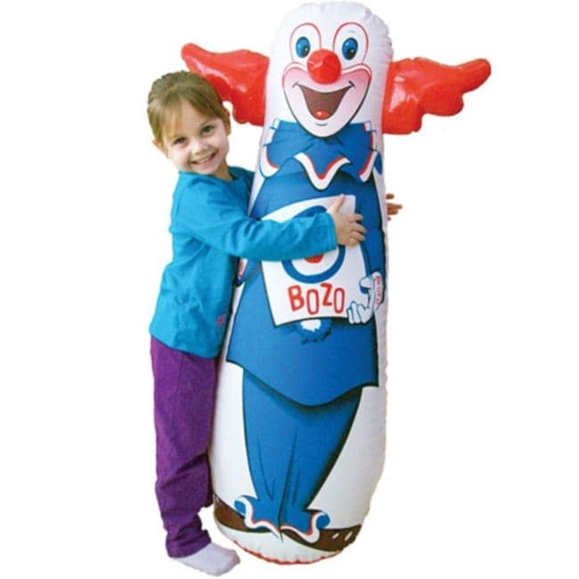 The Original Bozo Classic Bop bag