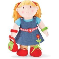 One Step Ahead Girl Dress Up Doll