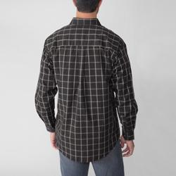 Gioberti by Boston Traveler Men's Plaid Shirt - Thumbnail 1