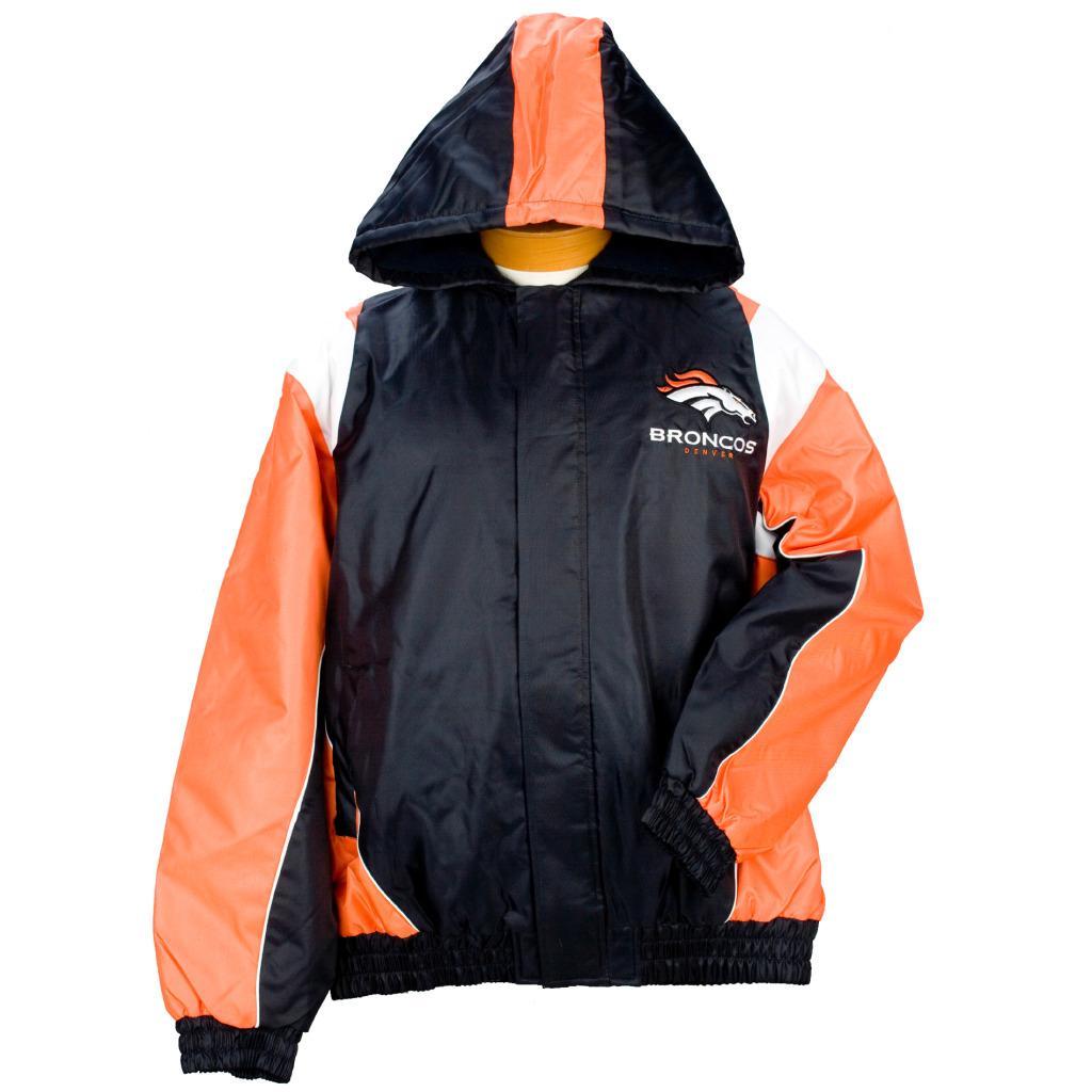 G3 Men's Denver Broncos Winter Coat