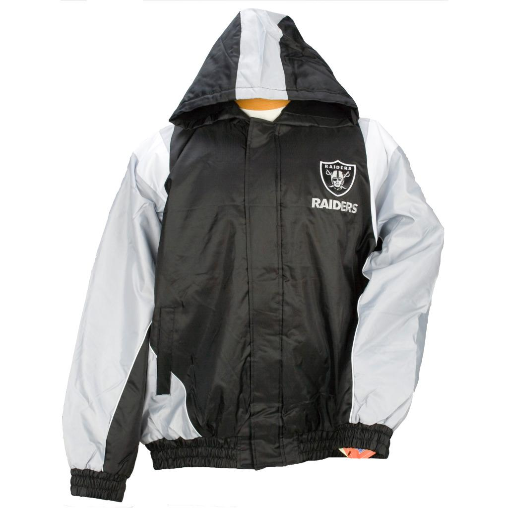 G3 Men's Oakland Raiders Winter Coat - 13312428 - Overstock.com ...
