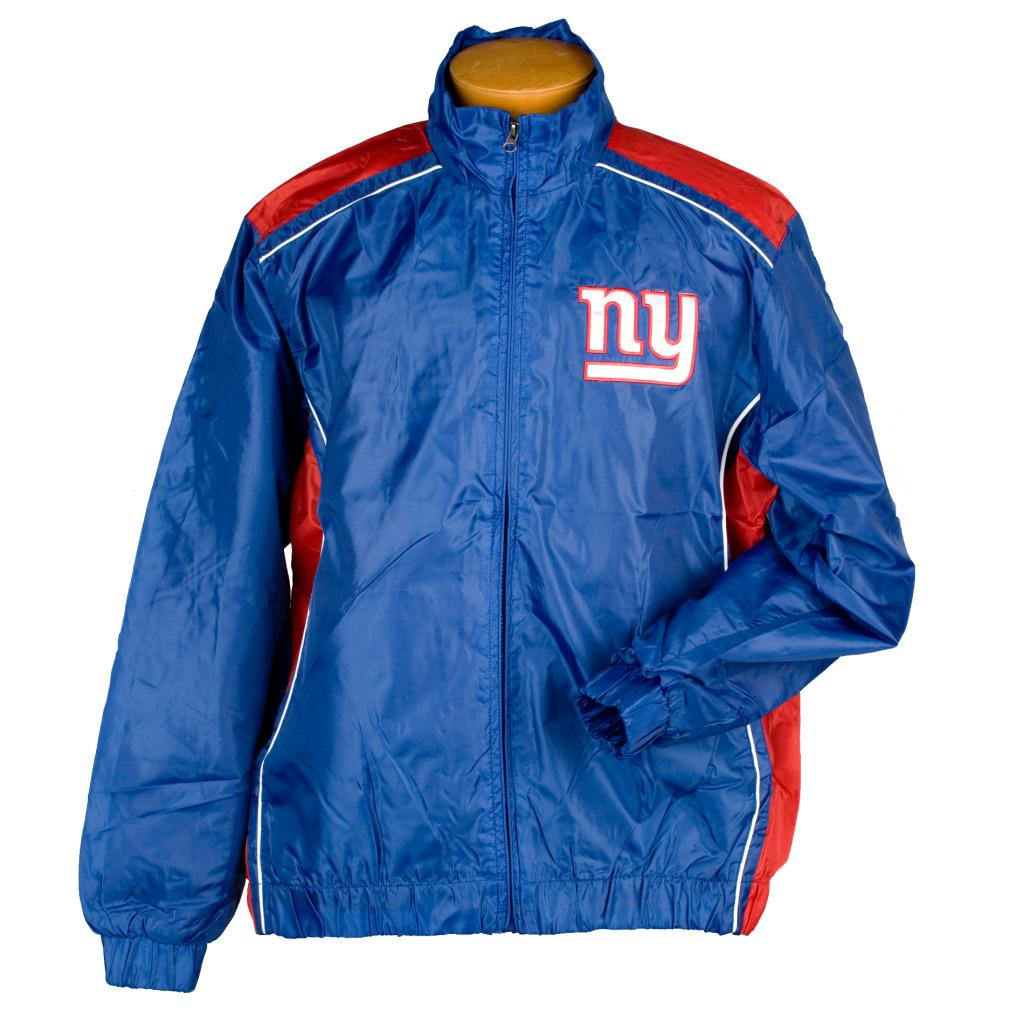 check out 3b6b4 1811d G3 Men's New York Giants Light Weight Jacket