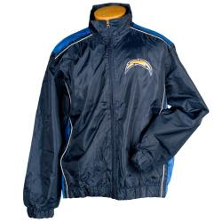 G3 Men's San Diego Chargers Light Weight Jacket - Thumbnail 1