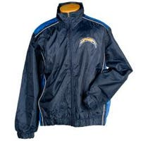 G3 Men's San Diego Chargers Light Weight Jacket