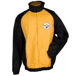 G3 Men's Pittsburgh Steelers Light Weight Jacket - Thumbnail 2