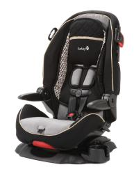 Safety 1st Summit High Back Booster Car Seat in Quarry - Thumbnail 1