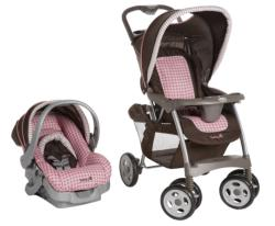 Safety 1st Jaunt Travel System in Marlowe Rose