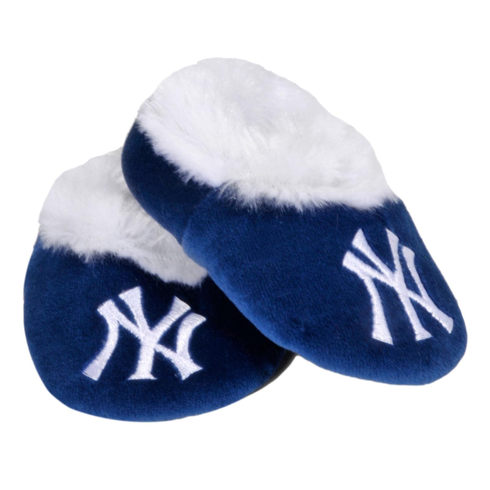 New York Yankees Baby Bootie Slippers