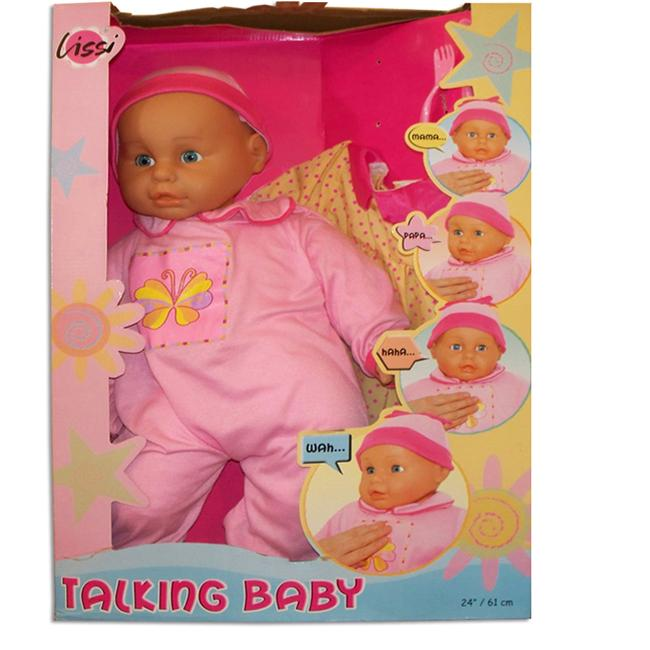 Lissi 24-inch Baby Doll
