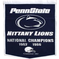 Penn State Nittany Lions NCAA Football Dynasty Banner - Thumbnail 1