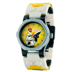 LEGO Star Wars Storm Trooper Kid's Minifigure Interchangeable Links Watch