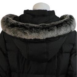 ae7ebbe7d UTEX Women's Faux Fur Hooded Down Coat
