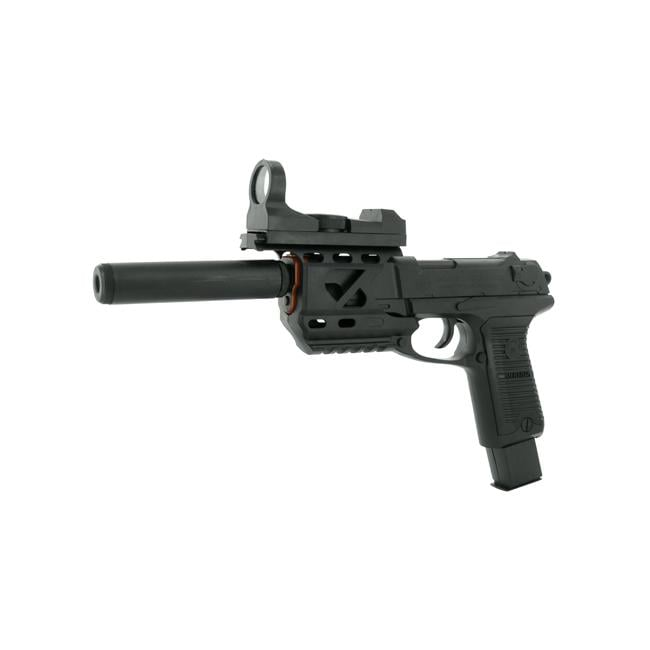 Spring Tactical P89 Pistol FPS-140 Silencer Airsoft Gun