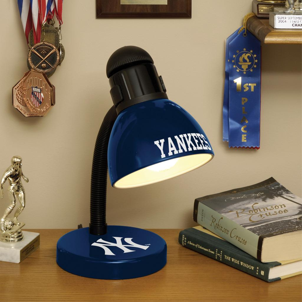 New York Yankees Desk Lamp Free Shipping On Orders Over