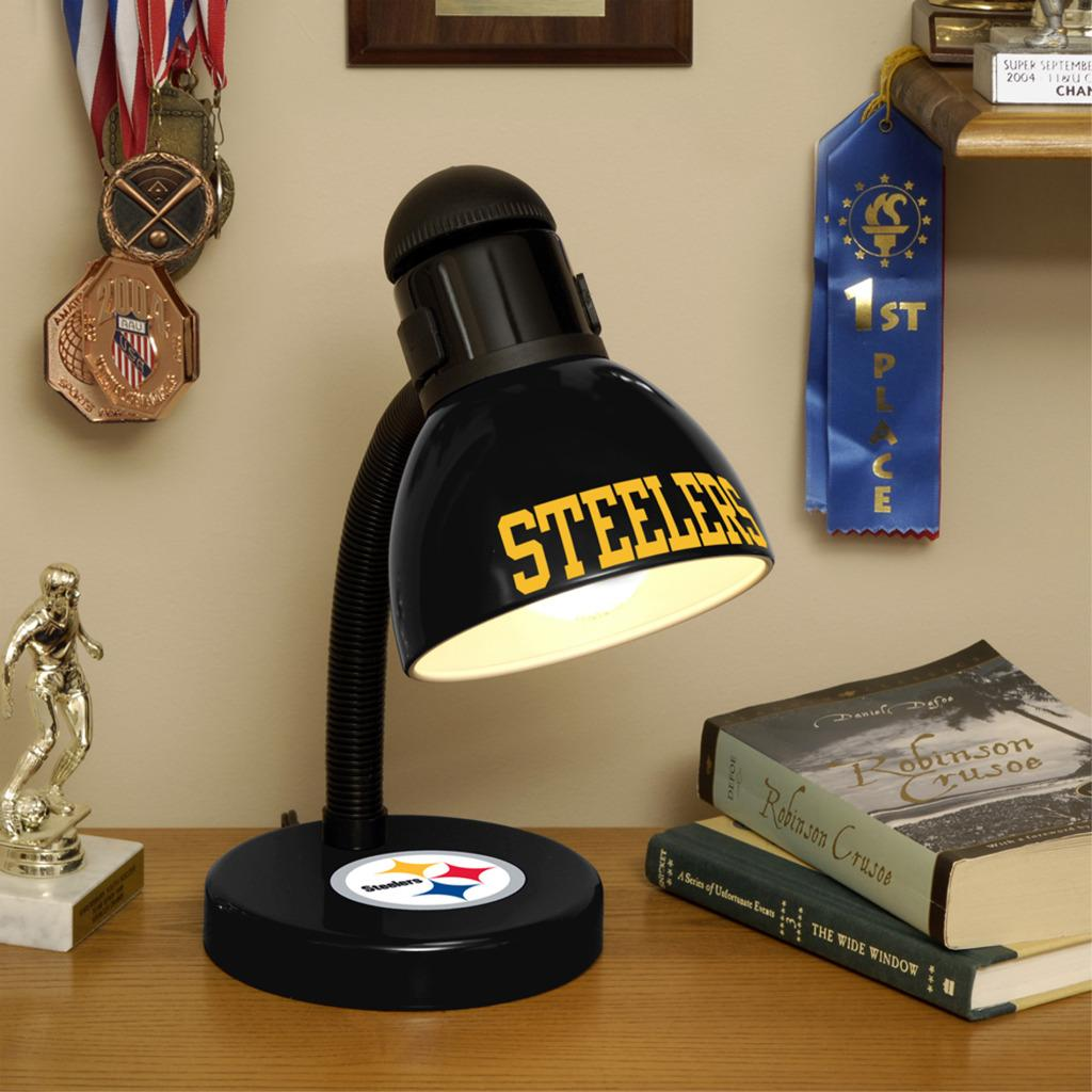 Pittsburgh Steelers Desk Lamp Free Shipping On Orders