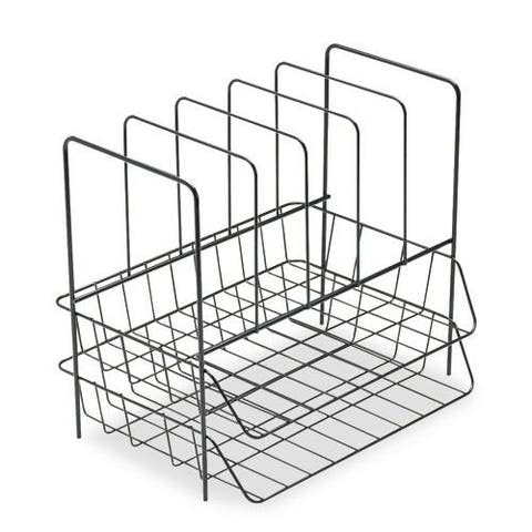 Fellowes Wire Double Tray File Sorter