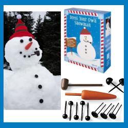 Toysmith Dress Your Own Snowman Kit - Thumbnail 1